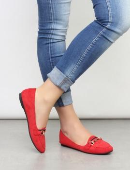 Zapatos Ariana - Rojo