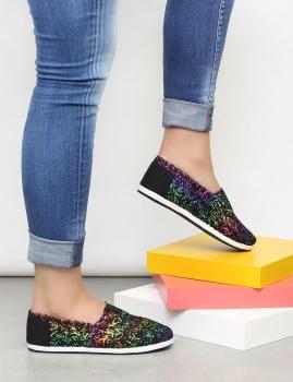 Zapatillas Assis - Negro