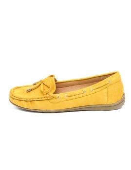 Zapatos Carta - Amarillo