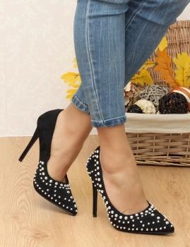 Zapatos Enzo - Negro