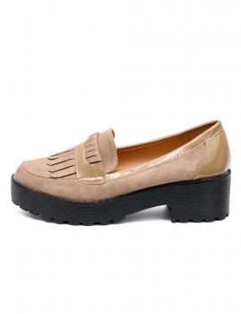 Zapatos Harima - Kaki