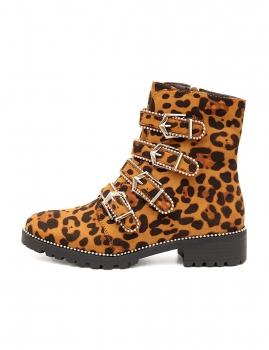 Botines Toad - Leopardo
