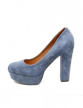 Zapatos Yuna - Azul