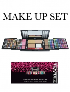 Cofre Make Up Set