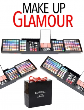 Cofre de Maquillaje - Make Up Glamour