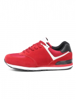 Zapatillas Nilson - Rojo