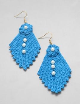 Pendentes Acerola - Azul