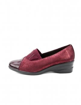 Zapatos Alameda - Bordo