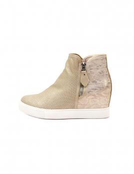 Zapatillas Cristian - Dorado