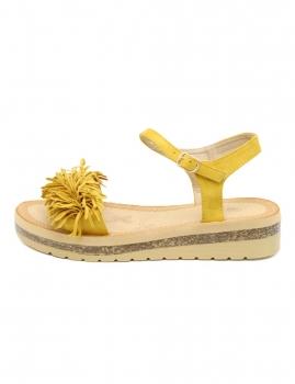 Sandálias Dire - Amarillo