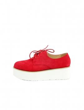 Zapatos Friday - Rojo