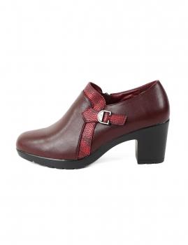 Zapatos Gauss - Bordo