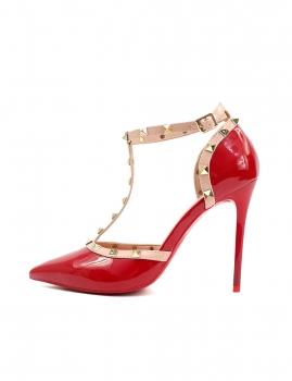 Zapatos Napolitana - Rojo