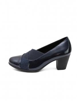 Zapatos Pipa - Azul
