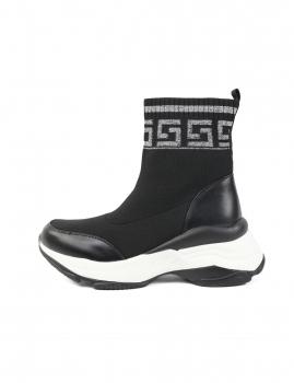 Zapatillas Ryan - Negro