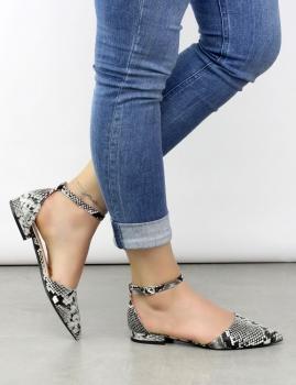 Zapatos Toppy - Negro