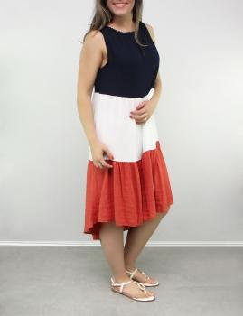 Vestido Robin - Rojo