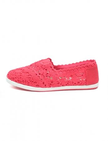Zapatillas Assis - Rojo
