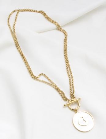 Collar Amour - Oro