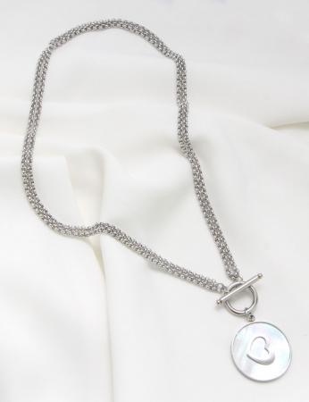 Collar Amour - Plata