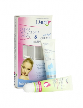 Crema Depilatoria Facial