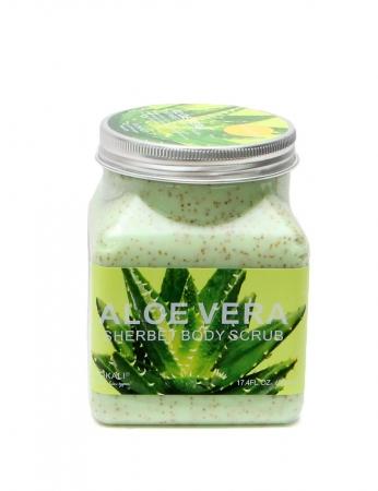 Esfoliante Aloe Vera