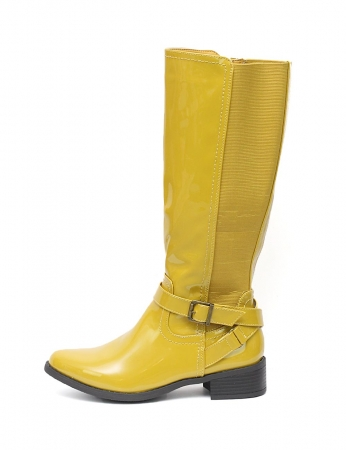 Botas Limonete - Amarillo