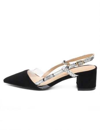 Zapatos Milena - Negro