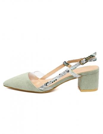 Zapatos Milena - Verde