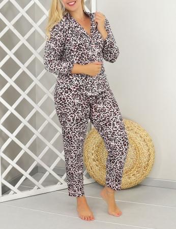 Pijama Agena - Rosa