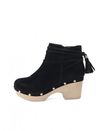 Pantalones Alicia - Negro