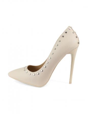 Zapatos Asia - Beis