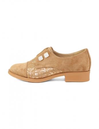 Zapatos Bahamas - Camel