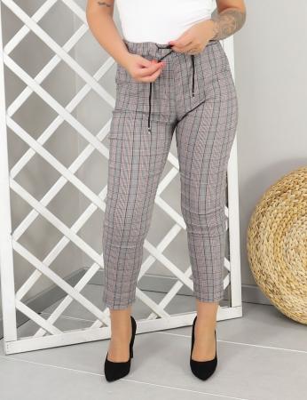 Pantalones Blueberry - Bordo
