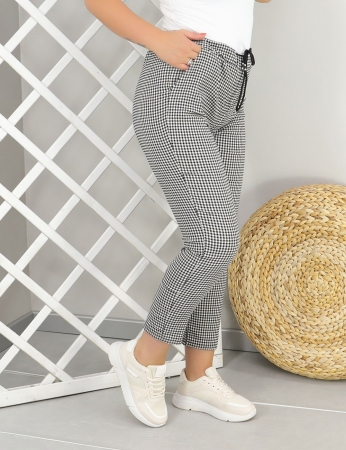 Pantalones Blueberry - Negro