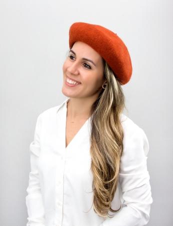 Boina Vinci - Terracota