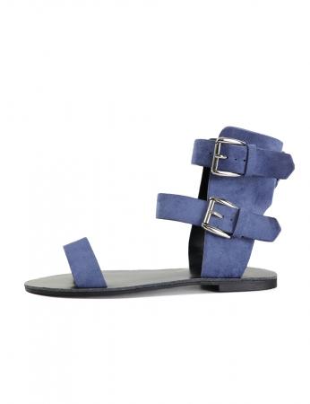 Sandálias Caricas - Azul