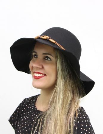 Sombrero Terri - Negro