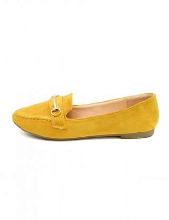 Zapatos Colbi - Amarillo
