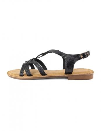 Sandalias Curor - Negro