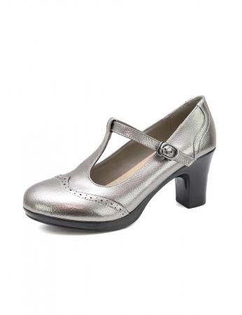 Zapatos Esfer - Plata
