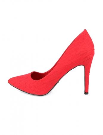Zapatos Juba - Rojo