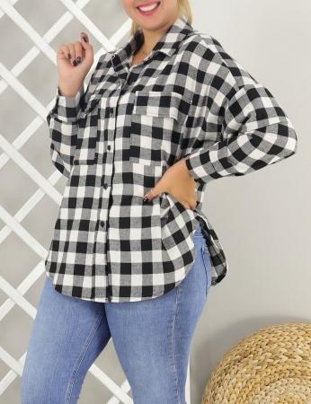 Camisa Lira - Negro