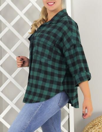 Camisa Lira - Verde