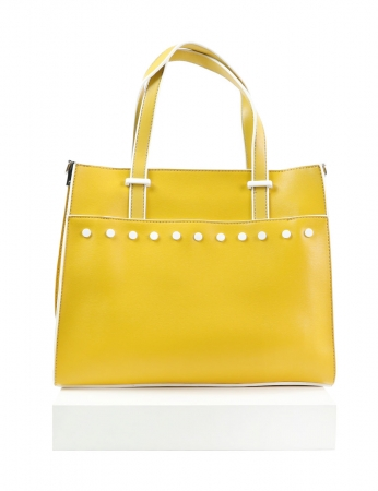 Bolso Harry - Amarillo