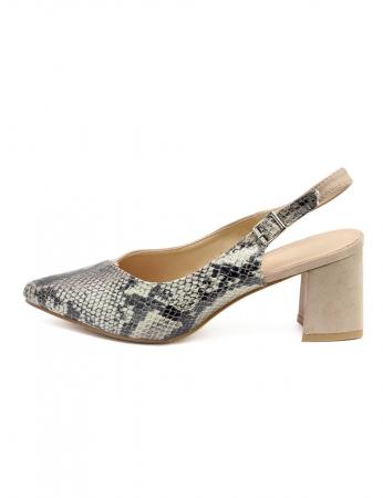 Zapatos Nago - Beis