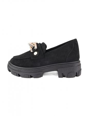 Zapatos Oceania - Negro