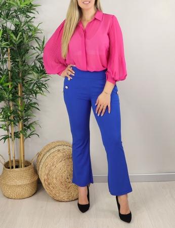 Pijama Pandy - Azul
