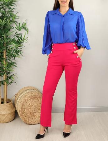 Pijama Pandy - Rosa