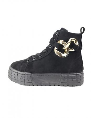 Zapatillas Pombo - Negro